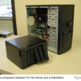 Overview This article will discuss the options available to an IT Admin to replace their existing PC File Server with a Synology DiskStation, a modern PC File Server, or a […]
